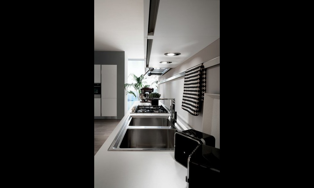 Cucina moderna Oslo by Gicinque