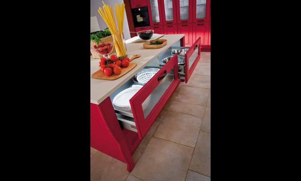 Cucina classica Canova by Gicinque