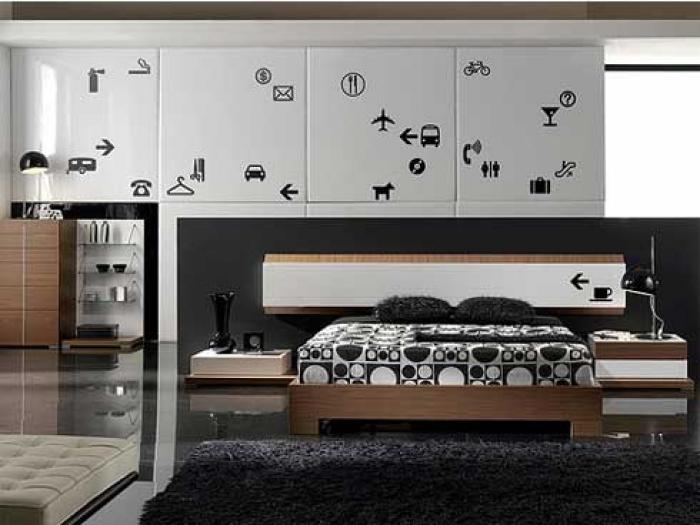 Foto   idee camera da letto   arredamento casa edilizia