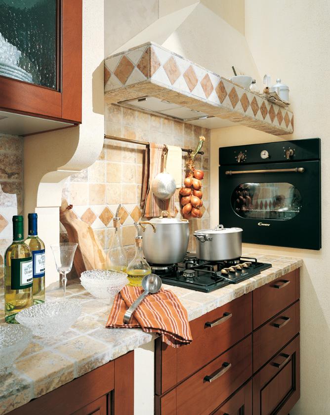 Cucina classica Carmen by Gicinque