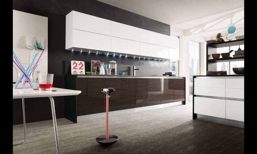 Cucina moderna Slim by Gicinque