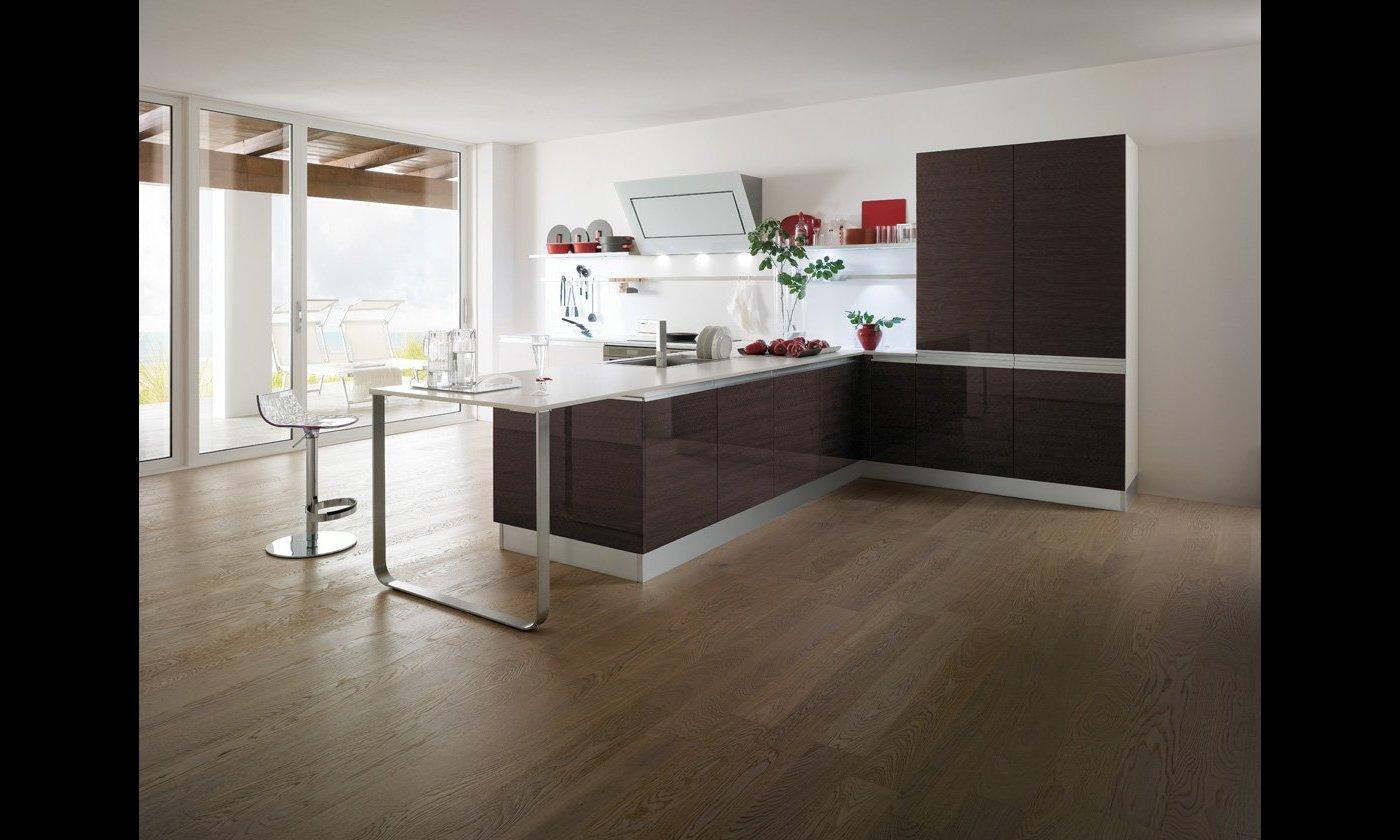 Cucina moderna Sting by Gicinque