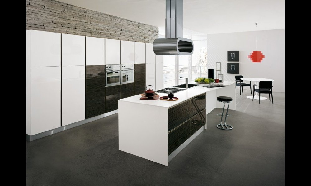 Cucina moderna Charme by Gicinque