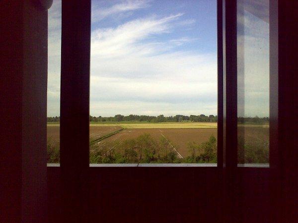vista panoramica dalla mia casa