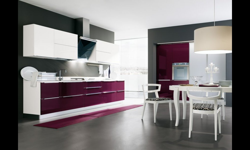 Cucina moderna City by Gicinque