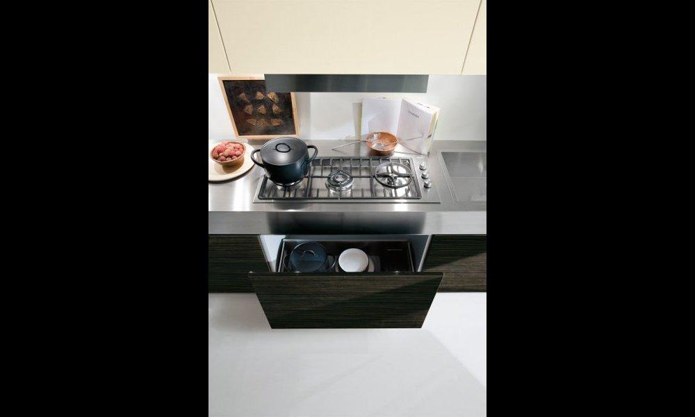 Cucina moderna Charme by Gicinque