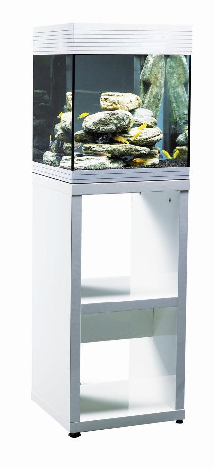 Kit acquario askoll pure m e l arredo prende vita for Arredamento acquario