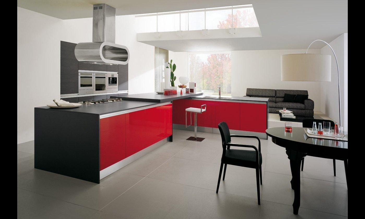 Foto cucina moderna sting by gicinque arredamento casa - Immagini cucina moderna ...
