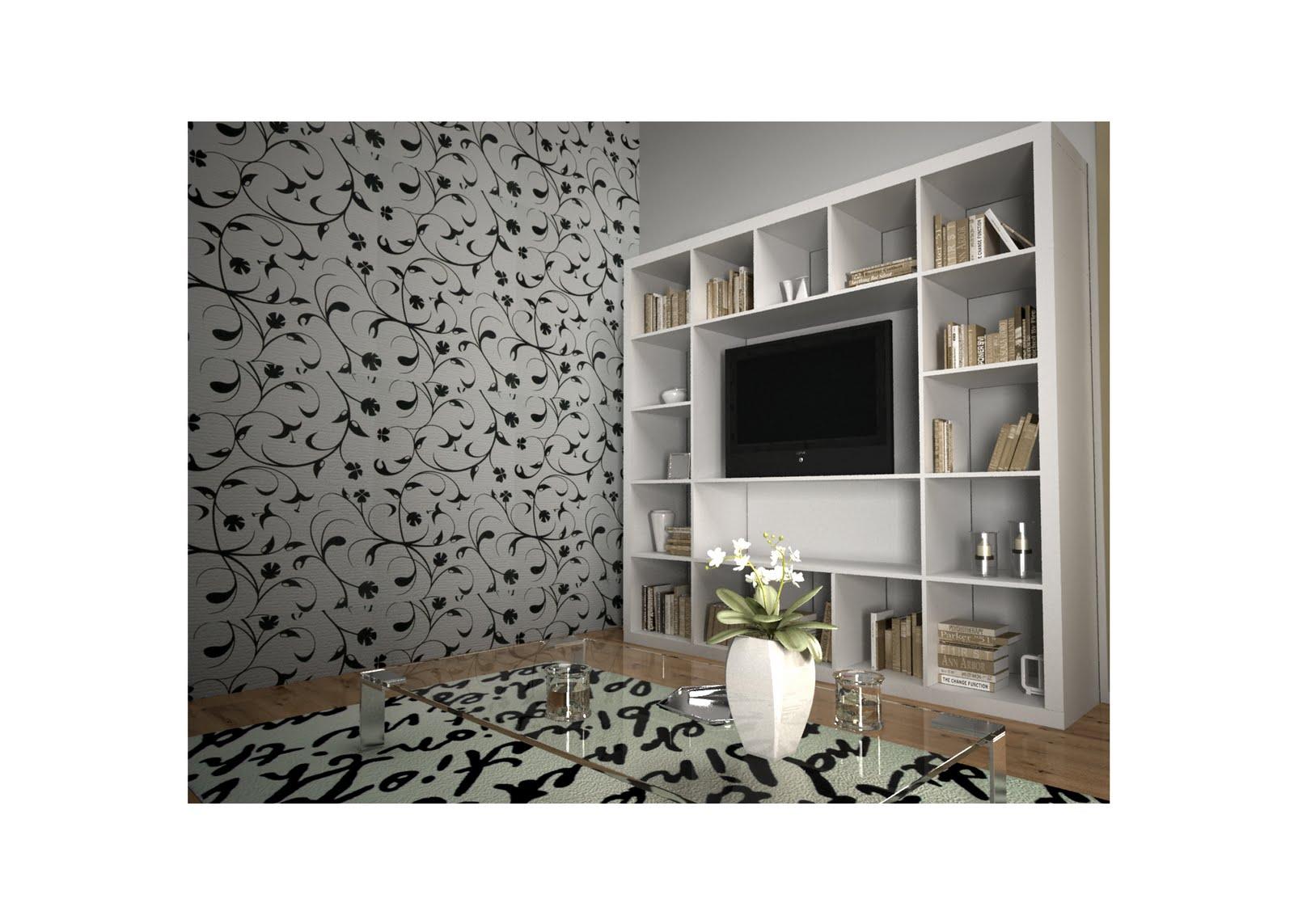 Foto progettazione di interni rendering arredamento for Progettazione di interni gratis