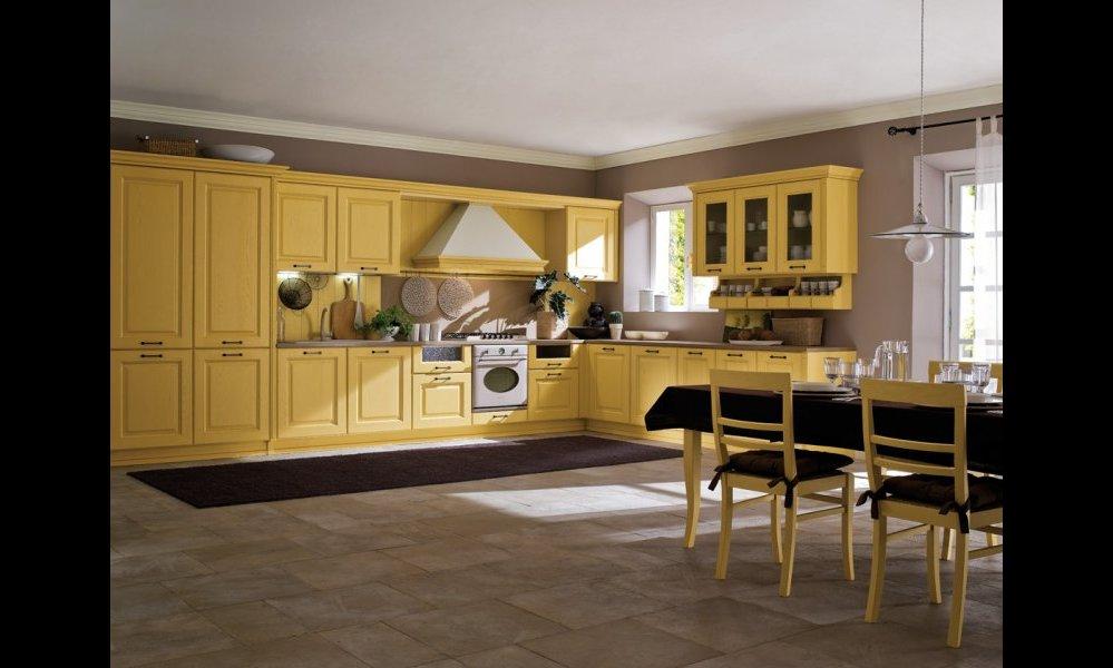 Foto cucina classica canova by gicinque arredamento for Foto arredamento casa classica