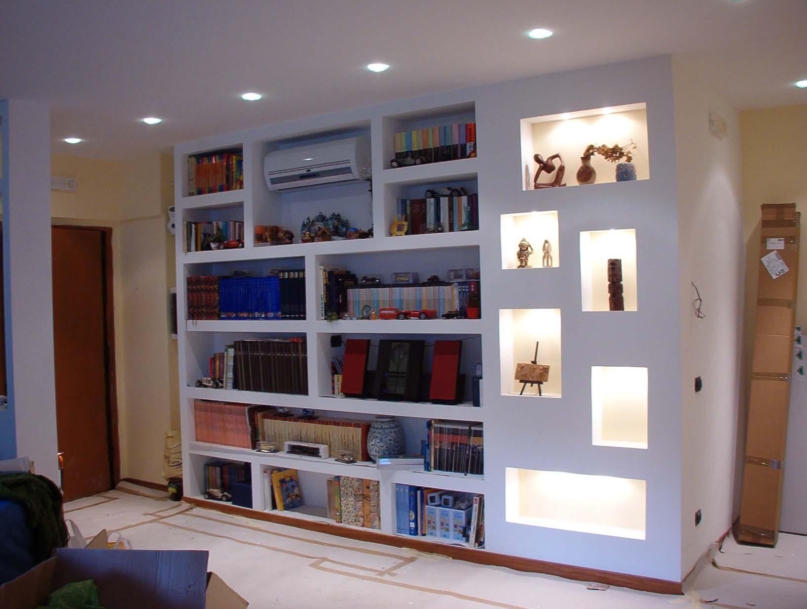 Foto arredi fissi arredamento casa edilizia - Arredamento per ingresso casa ...