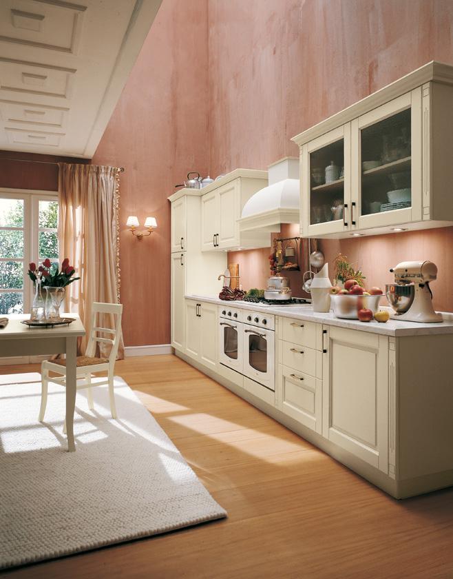 Foto cucina classica carmen by gicinque arredamento for Foto arredamento casa classica