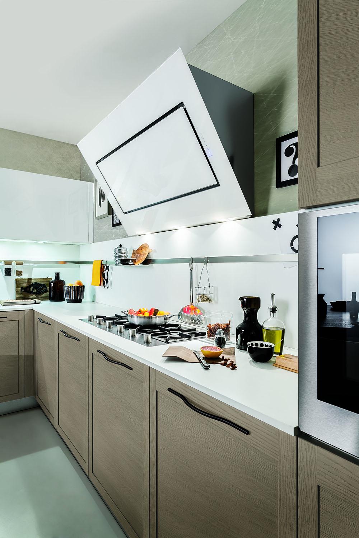 Foto cucina moderna oyster by gicinque arredamento - Cucina moderna immagini ...