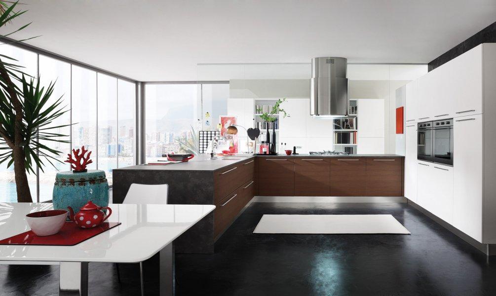 Foto - Cucina moderna Slim by Gicinque - Arredamento casa edilizia