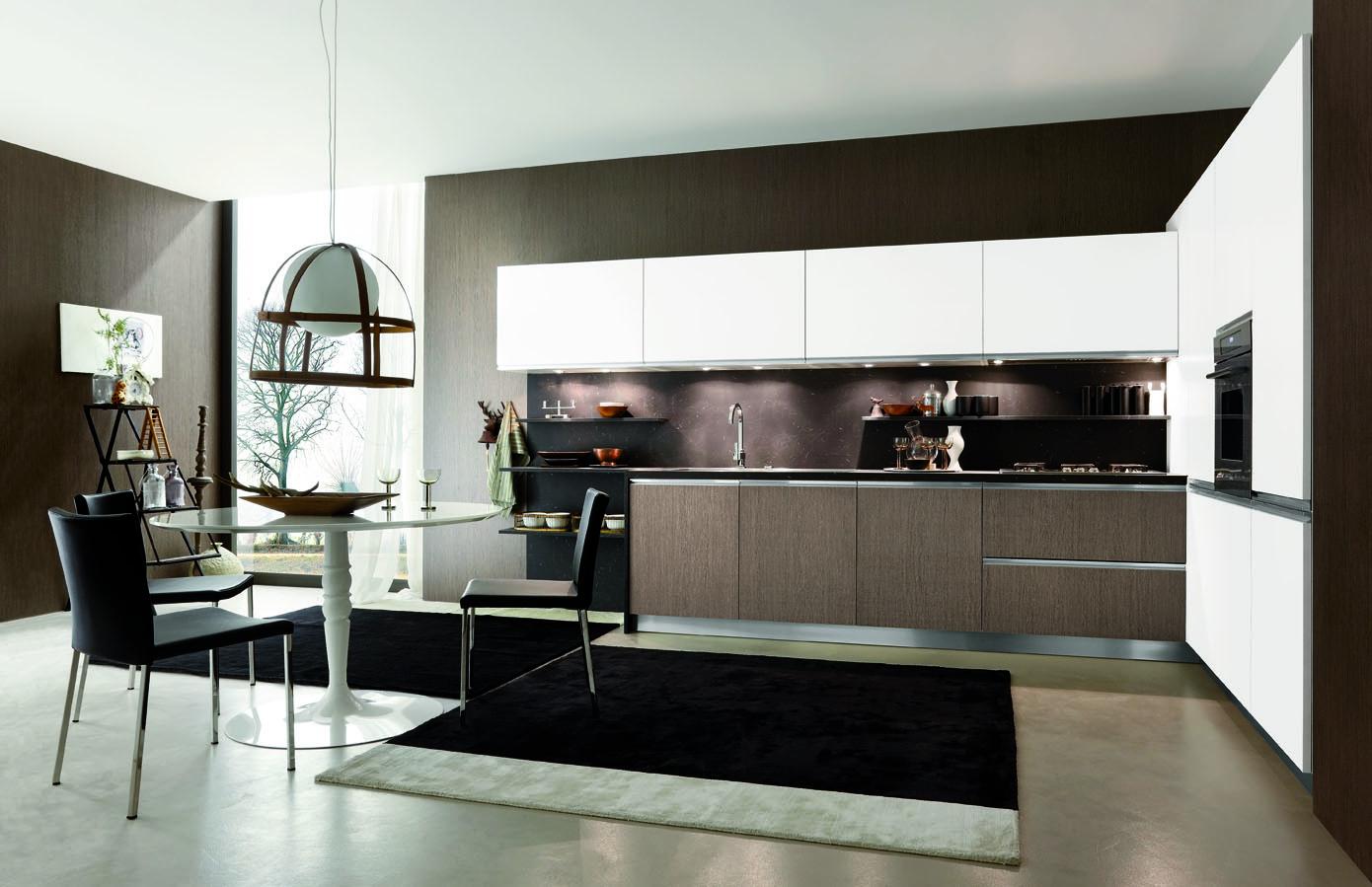 Foto cucina moderna karisma by gicinque arredamento for Arredamento cucina moderna