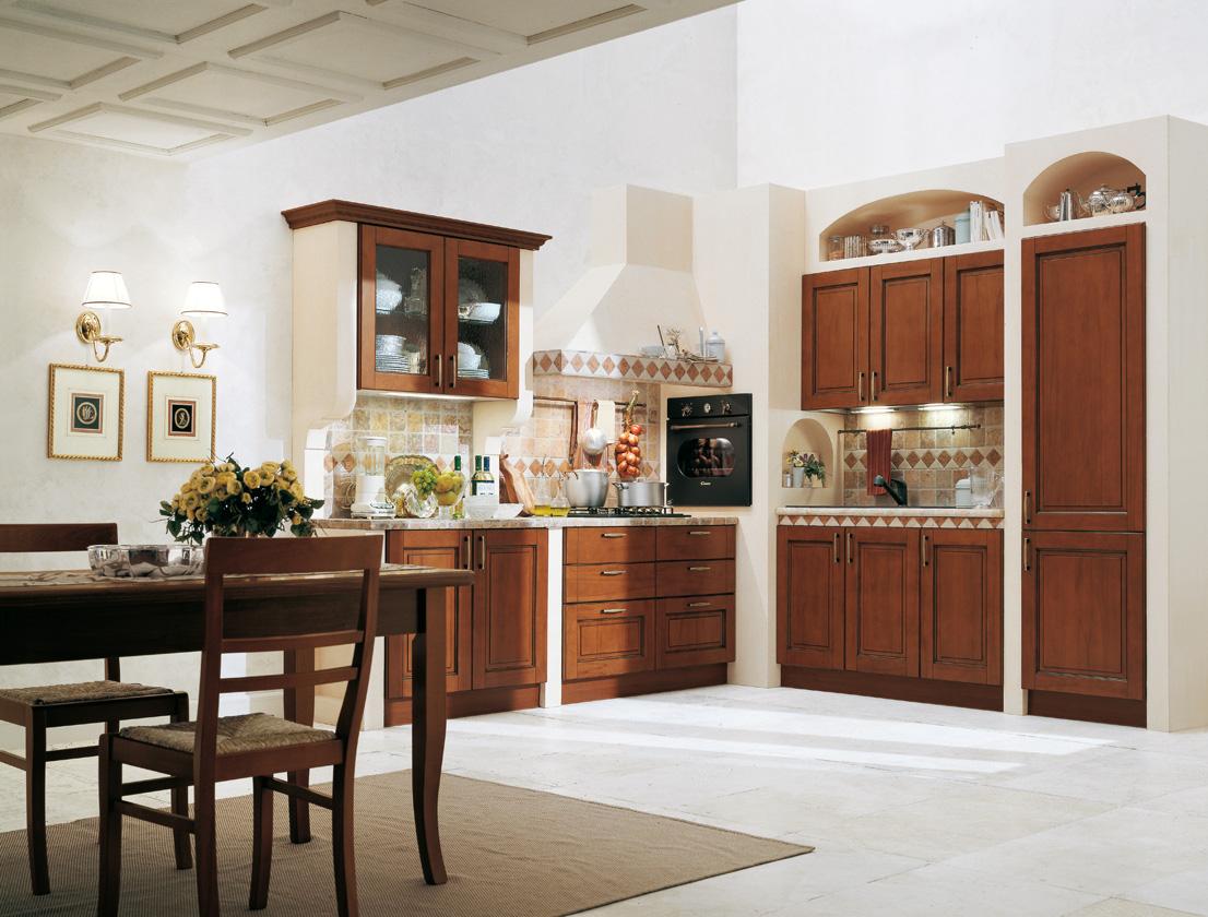 Foto cucina classica carmen by gicinque arredamento for Immagini casa classica