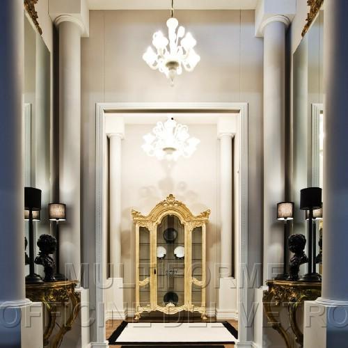 ... del Vetro - Illuminazione, lampadari Murano - Galleria fotografica